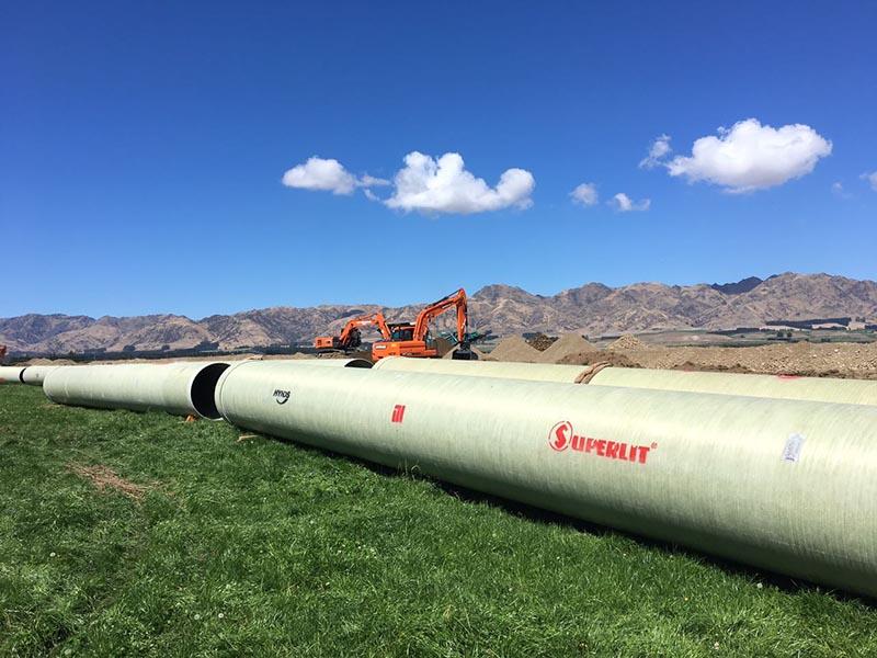 Irrigation superlit pipe industries