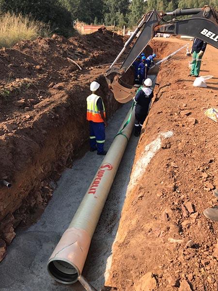 Potable Water and Clean Water - Superlit Pipe Industries