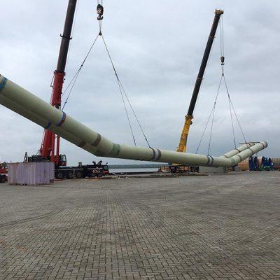 Hollanda Nieuwe Keersluis Limmel Projesi : DN1700