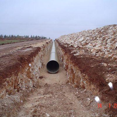 Suriye El Bab Tadef : DN400-DN2000 (2)