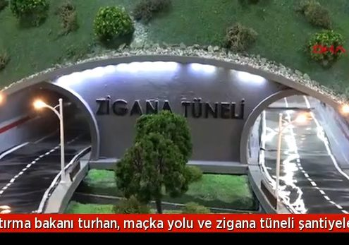 Zigana Tunel Maketi screenshot