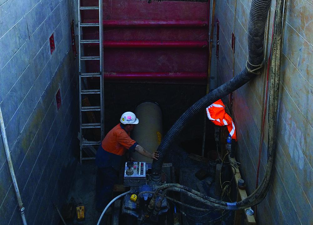 Marsden Project Avustralya DN375 - DN1200
